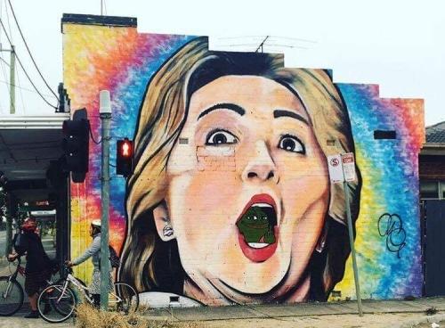 hilary-mural